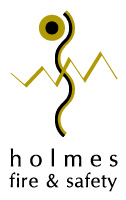 Holmes Fire & Safety Logo